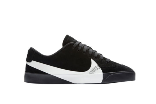 Nike Blazer City Low LX Black White AV2253-001