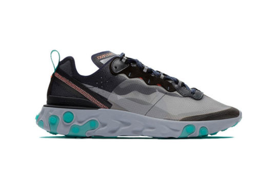 Nike React Element 87 Miami Pink AQ1090-005