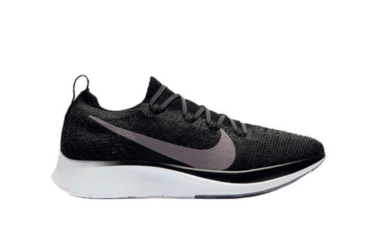 Nike Zoom Fly Flyknit Black Gunsmoke AR4562-081