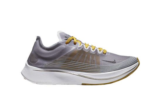 Nike Zoom Fly SP Grey Beige AJ8229-001