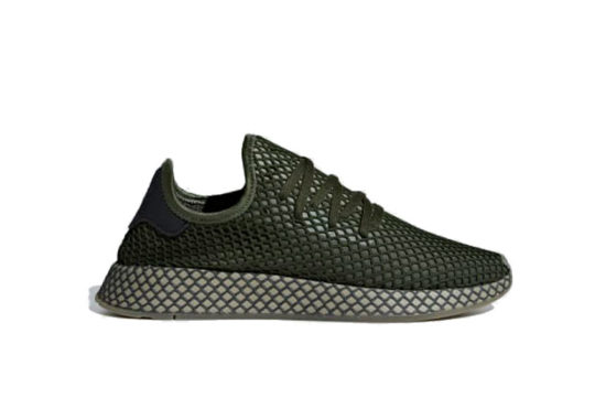 adidas Deerupt Runner Green B41771