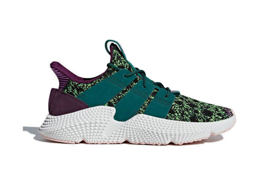 Dragon Ball Z x adidas Prophere Cell Saga Pack Green D97053