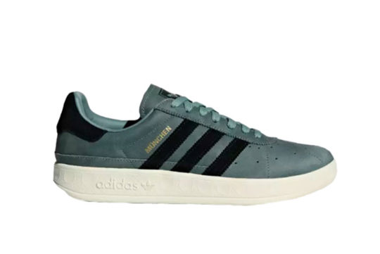 adidas Munchen Raw Green D96791