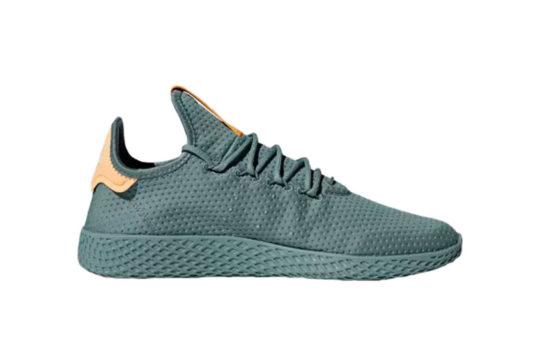 adidas Pharrell Williams Tennis HU Raw Green B41808