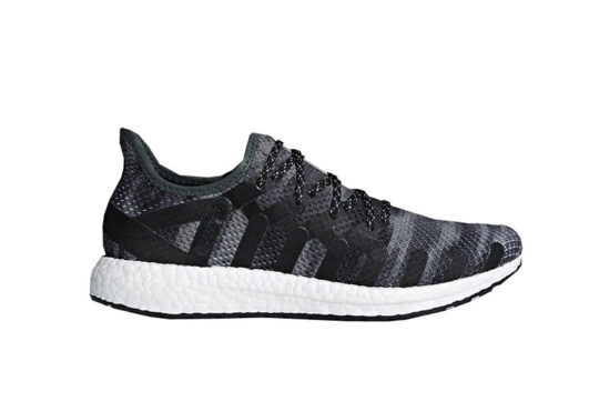 adidas SPEEDFACTORY AM4SH Black CG6785