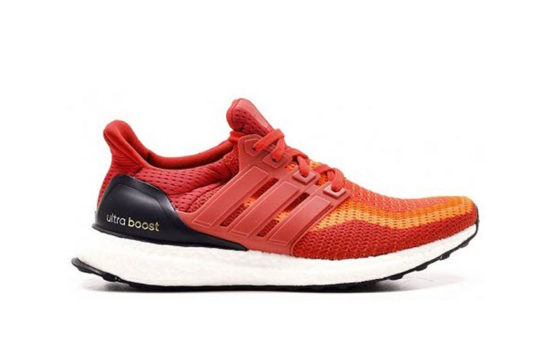 adidas Ultra Boost 2.0 Solar Red AQ4006