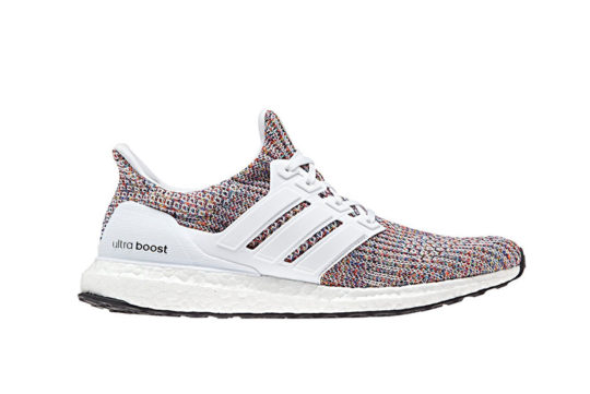 adidas Ultra Boost 4.0 White Multi Color CM8111