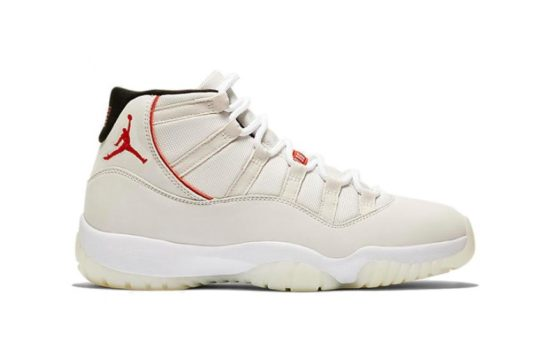 "Air Jordan 11 ""Platinum Tint"" 378037-016"