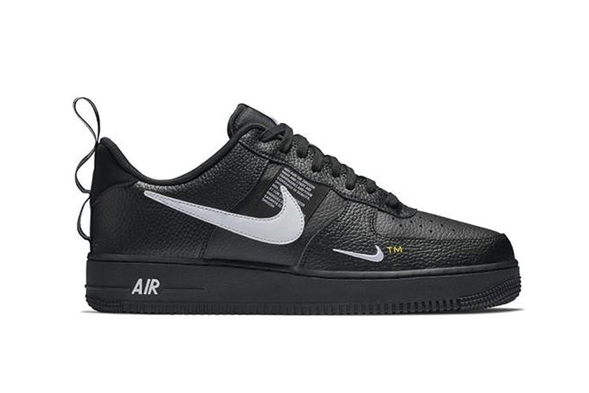 Nike Air Force 1 07 Lv8 Utility Black Release Date Price Info