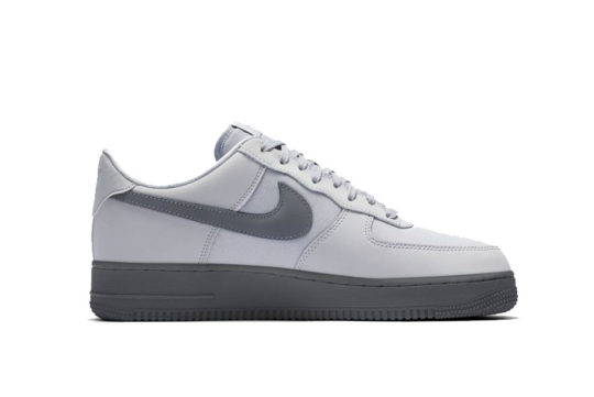Nike Air Force 1 07 Patent White Yellow : Release date