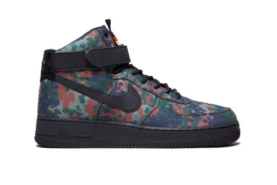 Nike Air Force 1 High – Country Camo Germany BQ1669-300