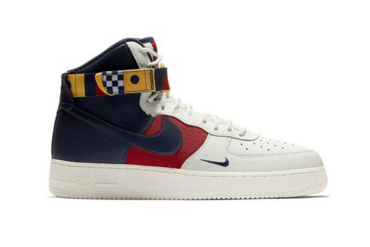 Nike Air Force 1 High – Nautical Redux AR5395100
