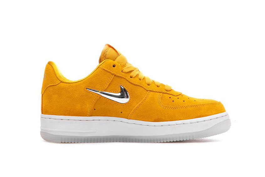 brand new bda40 89932 How to buy the Nike Air Force 1 Jewel Yellow