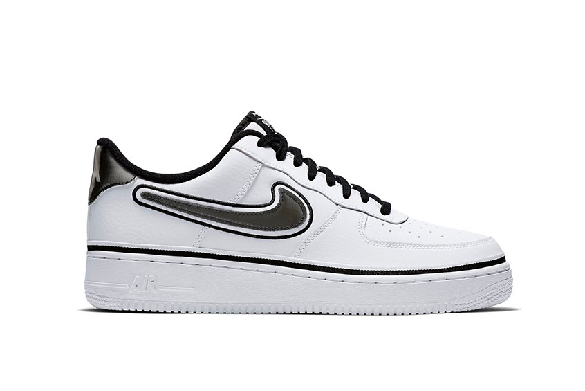 b09679c4b900 How to buy the Nike Air Force 1 Low Sport NBA White
