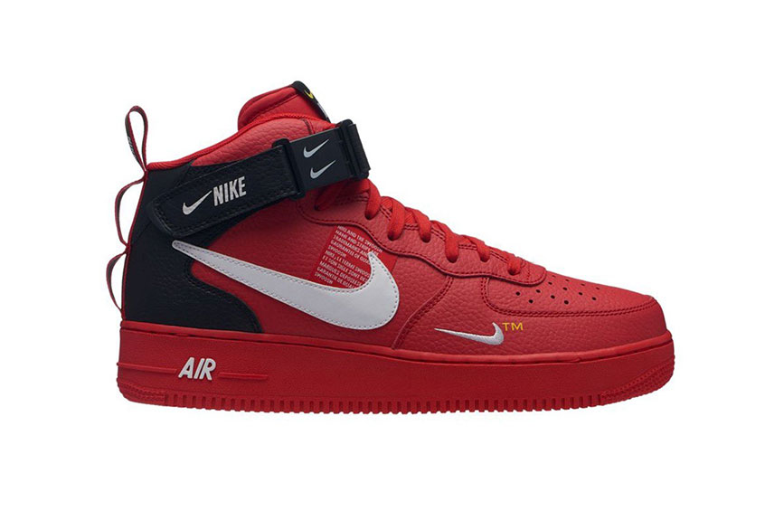 668f332dc4 ... switzerland how to buy the nike air force 1 mid 07 lv8 university red  ec26c c16b2