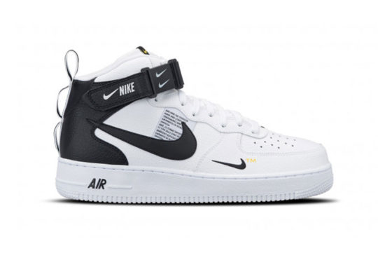 Nike Air Force 1 Mid '07 LV8 White 804609-103