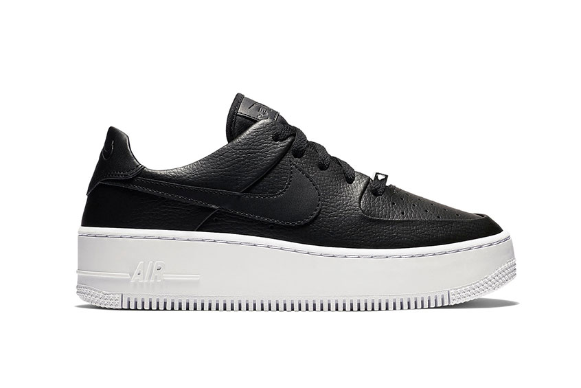Nike Air Force 1 Sage Low Black White : Release date, Price & Info