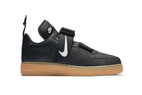 Nike Air Force 1 Utility Black AO1531-002