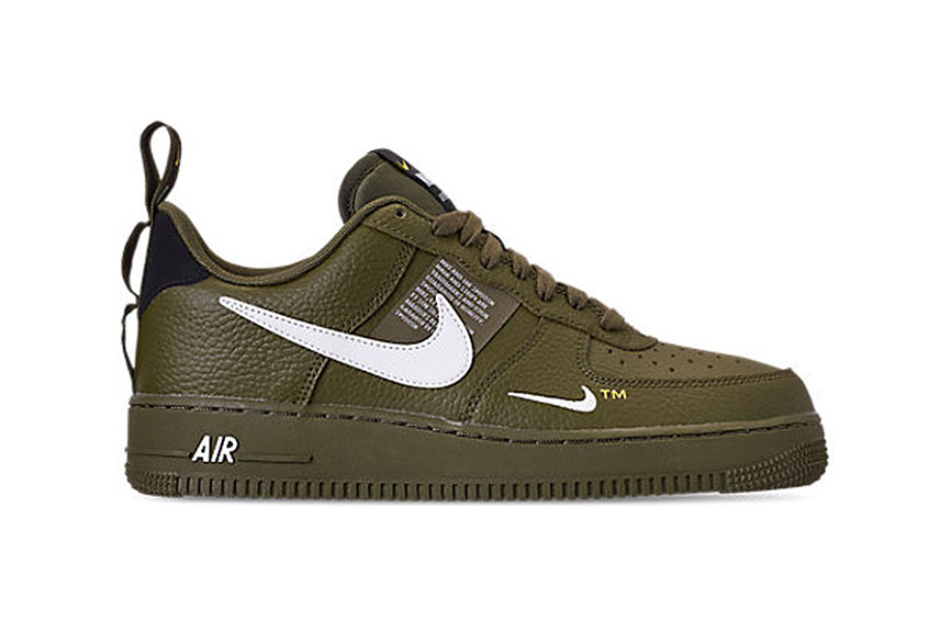 Nike Air Force 1 '07 LV8 Utility « Olive Canvas »