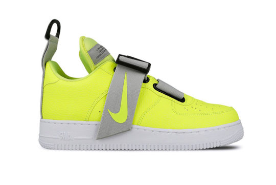 Nike Air Force 1 Utility – Volt AO1531-700