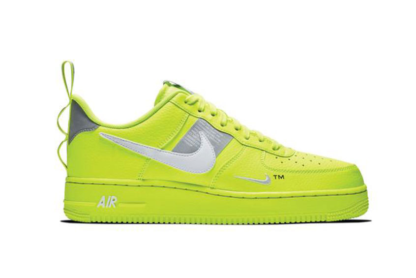 Nike Air Force 1 Utility Volt : Release date, Price & Info