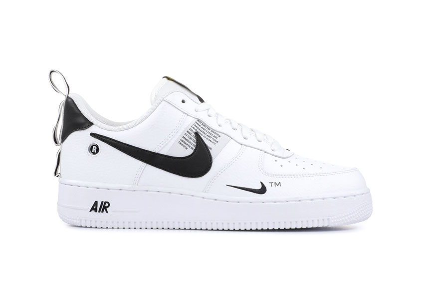 Nike Air Force 1 '07 LV8 Utility White : Release date, Preis & Infos