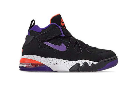 Nike Air Force Max CB Suns Black AJ7922-002