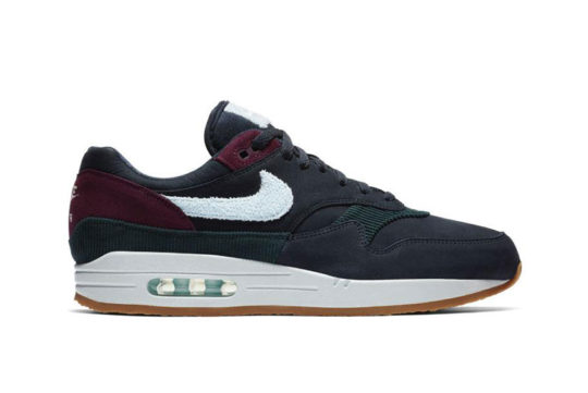 Nike Air Max 1 Dark Obsidian Cobalt CD7861-400