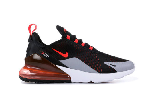 Nike Air Max 270 Black Crimson AH8050-015