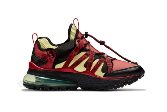 Nike Air Max 270 Bowfin Red Black AJ7200-003