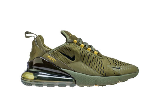 Nike Air Max 270 Triple Olive AH8050-301