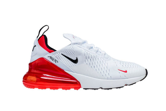 Nike Air Max 270 White Red BV2523-100