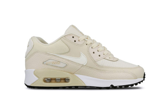 Nike Air Max 90 Cream Sail Womens 325213-213