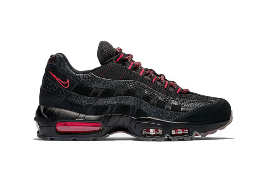 Nike Air Max 95 Black Infrared AV7014-001