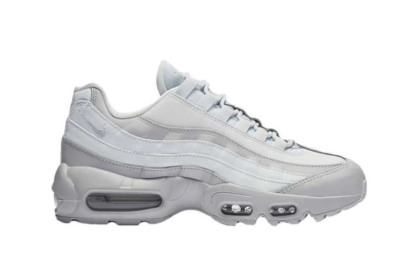 Nike Air Max 95 LX Pure Platinum Womens : Release date, Price & Info