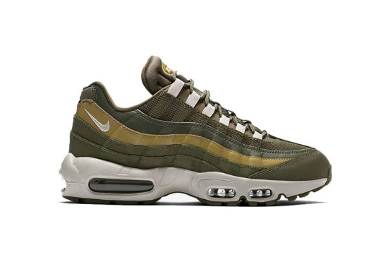 Nike Air Max 95 Olive Canvas 749766-303
