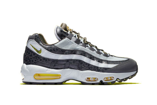 Nike Air Max 95 Safari Noir BQ6523-001