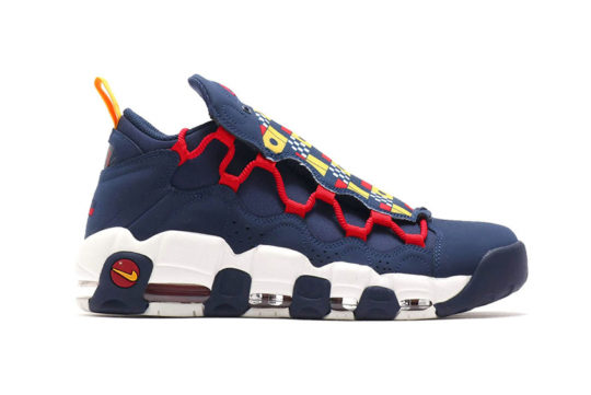 Nike Air More Money – Nautical Redux AR5396-400