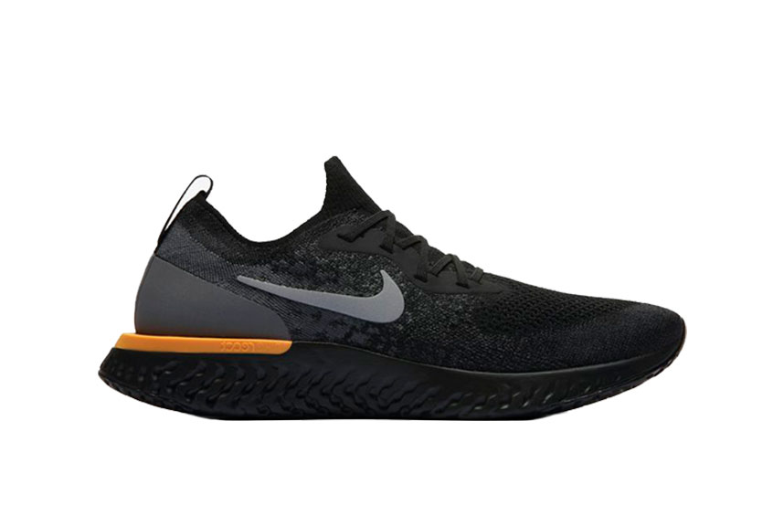 18f79767dcc8 How to buy the Nike Epic React Flyknit Black Orange