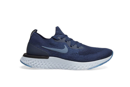 Nike Epic React Flyknit Navy AQ0067-402