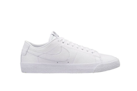 Nike SB Zoom Blazer Low NBA White AR1576-114