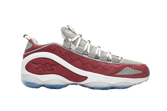 Sneakersnstuff x Reebok DMX Run 10 Red Silver CN4516
