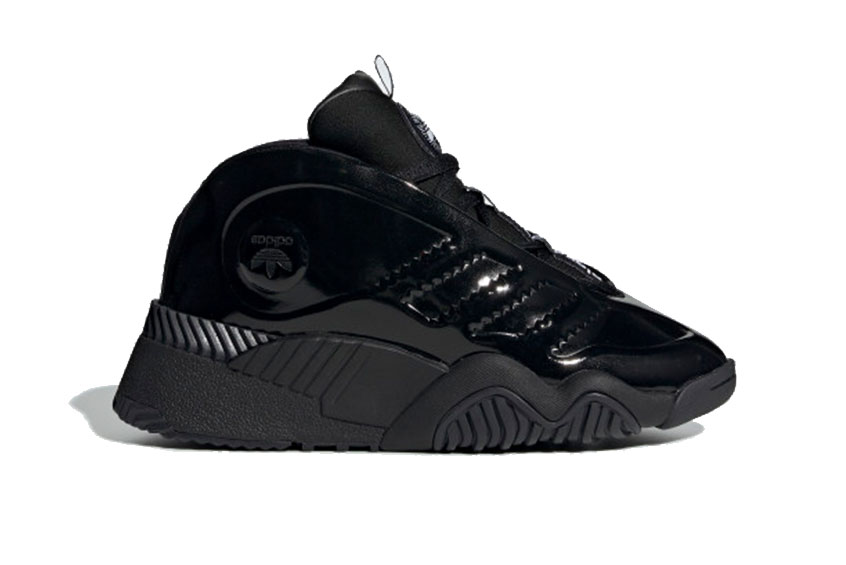 Alexander Wang adidas Turnout BBall Core Black ee9027