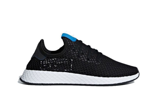 adidas Deerupt Black Blue b42063