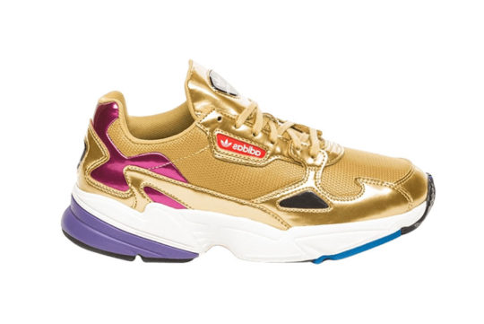 adidas Falcon Metallic Gold Womens cg6247