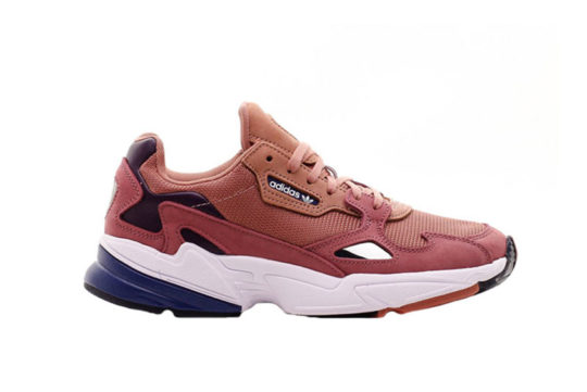 adidas Falcon Pink White Womens d96700