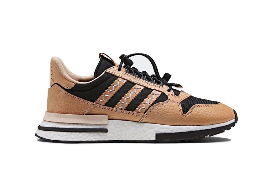 a7dc842ba How to buy the Hender Scheme adidas ZX 500 RM Brown Black