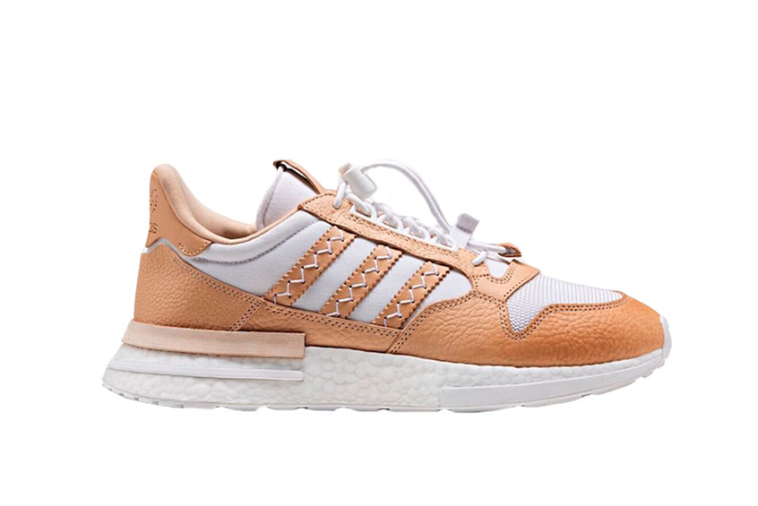 b9dcbeb51118 How to buy the Hender Scheme adidas ZX 500 RM Brown White