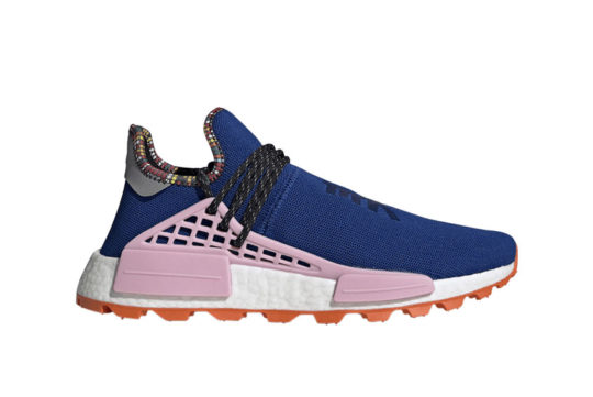 Pharrell x adidas NMD HU Powder Blue « Inspiration » Pack ee7579