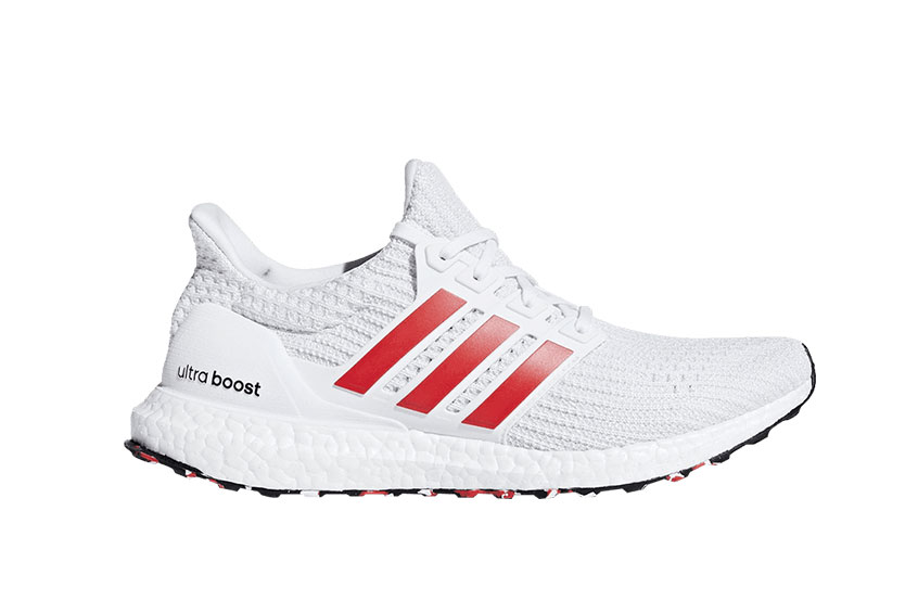 adidas Ultra Boost 4.0 Active red db3199